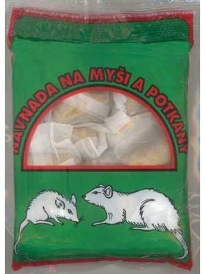 Nástraha na myši a potkany - Fastin plus cukríky 1 kg