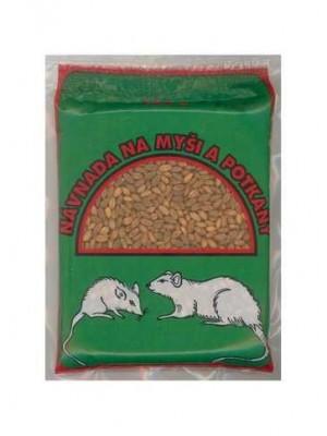 Nástraha na myši a potkany - RODENTIC FAST ZRNO 500 g