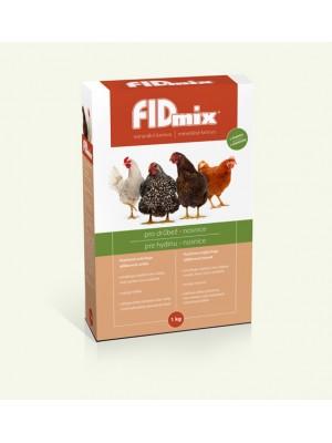 FIDmix minerálne krmivo pre hydinu 1 kg