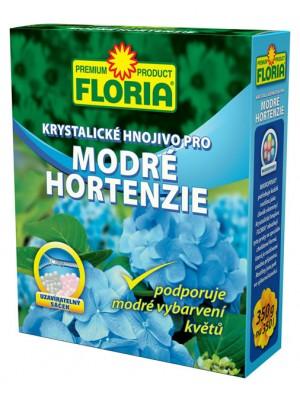 FLORIA Hnojivo kryštalické na modré hortenzie 350 g