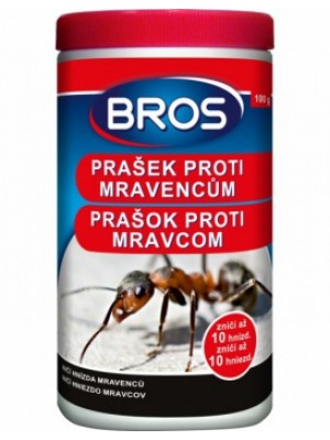 BROS prášok proti mravcom 100 g