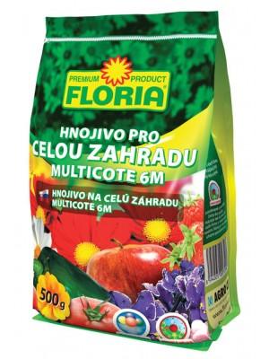 FLORIA hnojivo na celú záhradu MULTICOTE 6M